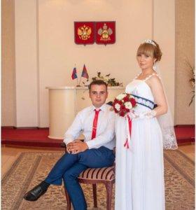 Свадебное платье для беременных 👰🏼🤰👍🏻
