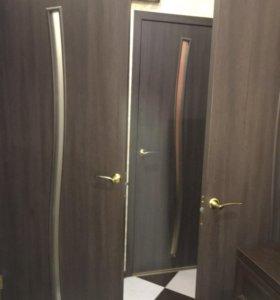 Межкомнатные двери в хорошем состоянии !!!!