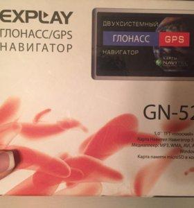 Навигатор Explay GN-520