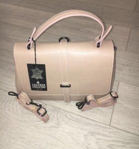 новые сумки кожа натуральная