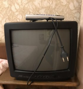 Телевизор JVС