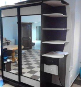Шкафы-купе по индивидуальный размерам