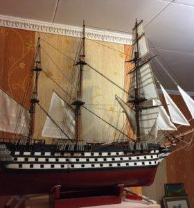 Модель корабля 12 апостолов.