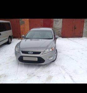 Продам Ford Mondeo 1,6 МТ, 2012г., седан.