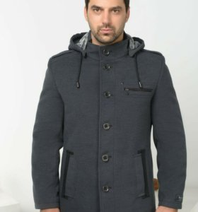 Пальто мужское зимние новое