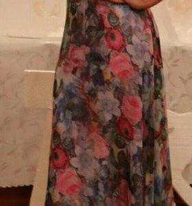 Красивое платье, 44 размера!