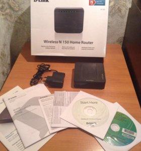 Роутер Wireless N -150