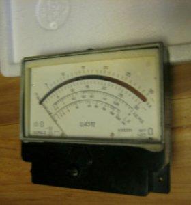 Измерительная головка для прибора.