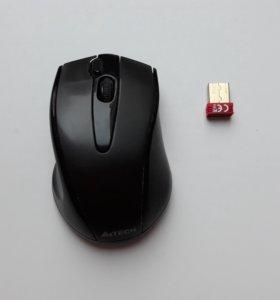 Мышь беспроводная A4Tech G9-500F