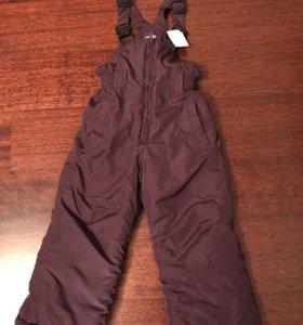 Комбинезон - штаны зима о-92