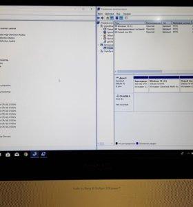 Ноутбук игровой ASUS N56V Core i7, GeForce GT 740M