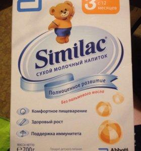 Детская смесь Similac-3