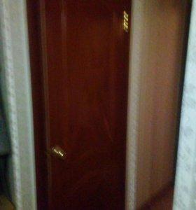 Дверь межкомнатная Лидия, без коробки.
