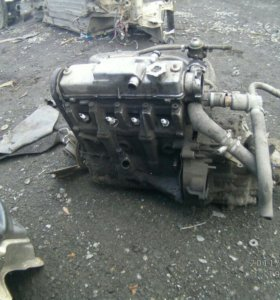 Двигатель ВАЗ-2108 с КПП