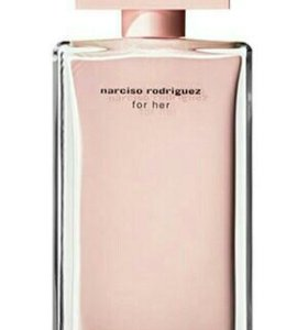 Парфюм Narciso Rodriguez for her