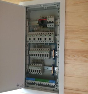 Монтаж электрооборудования, услуги электрика.