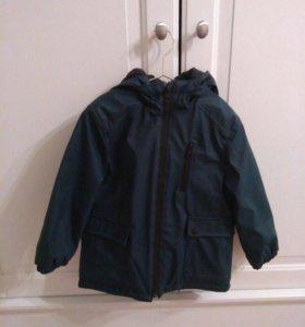 Куртка утеплённая на осень