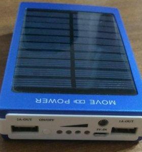 Внешнее зарядное устройство Solo (Power Bank).