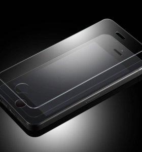 Защитное стекло для iPhone 5S, SE