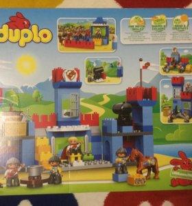 Lego Duplo Рыцари.