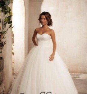 Новое свадебное платье Saffito
