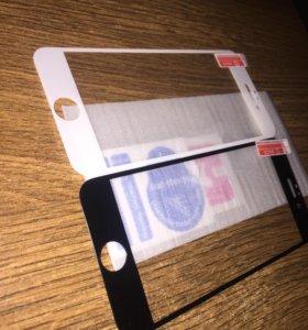 Стекло 3 D на iPhone 6-6s