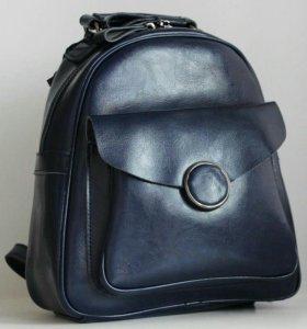 Рюкзак из натуральной кожи НОВЫЙ