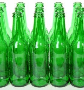 Бутылки отдам даром