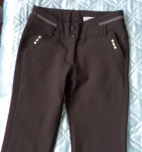 Новые брюки утеплённые