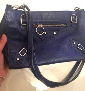 Натуральная кожа сумочка