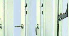 Распродажа новых и б/у окон и дверей