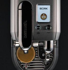 Капсульная кофемашина BORK неспрессо с830