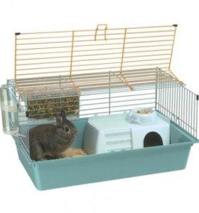 77*48*42 см клетка кролику свиночке