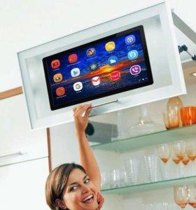 Сенсорный телевизор в фасад кухни Androd TV