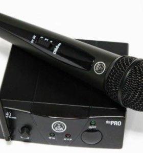 Микрофон в вренду