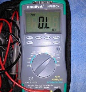 Точный мультиметр HoldPeak HP-890CN