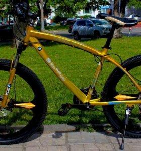 Велосипед BMW X1 Art N132