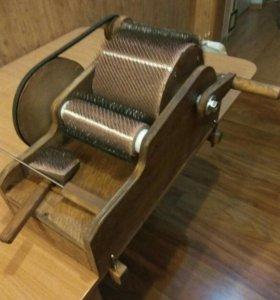 Кардерный барабан для шерсти