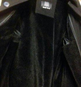 Мужское зимнее пальто