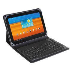 Чехол untamo с bluetooth-клавиатурой для планшетов
