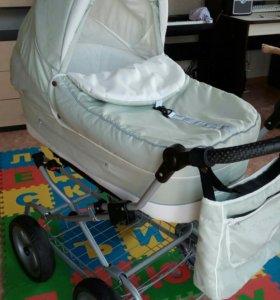 Детская модульная коляска Little trek