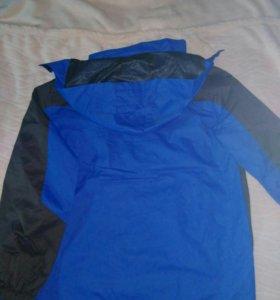 Куртка- ветровка размер 44-46