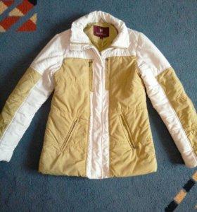 Куртки на девочек