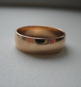 Кольцо женское,из СССР золото 583 6.1г
