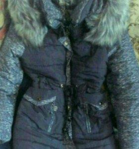 Зимняя куртка( парка)