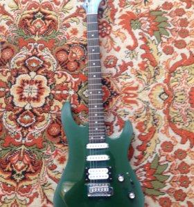 Электрон гитара homage