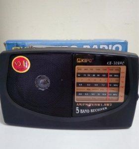 """Радиоприемники """"Kippo"""""""