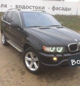 Продам BMW X5 3.0 i 2001г.