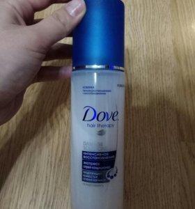 Спрей-кондиционер для волос Dove