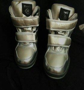 Зимние ботиночки , НОВЫЕ
